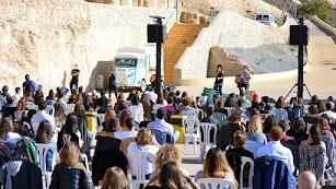 Concierto en el Mesón Gitano de la pasada edición de Cooltural Fest, que estuvo marcada por la crisis sanitaria.