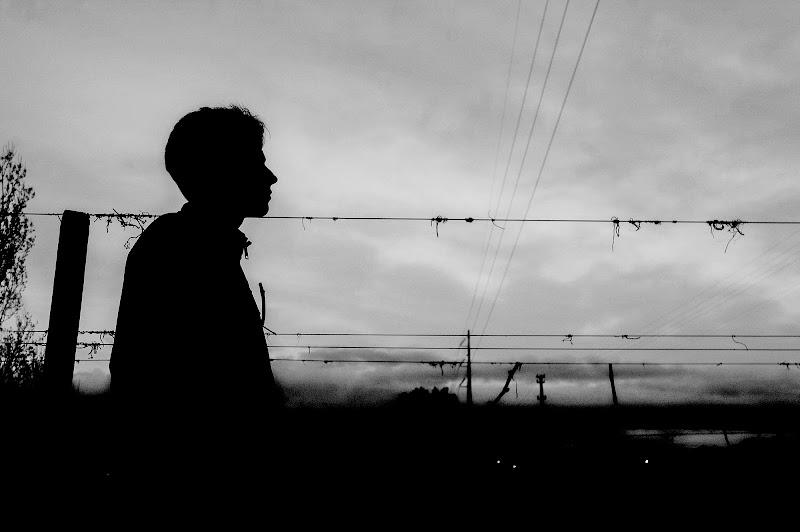 """""""Losca silhouette per le strade di campagna"""" di cugar79"""