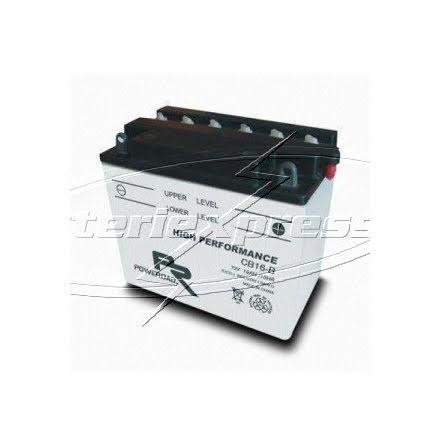 YB16-B, MC vätskebatteri 19Ah