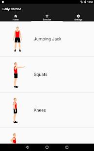 Download Daily Exercise for Windows Phone apk screenshot 6