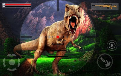 Jurassic Dinosaurs Hunter 2 : World Park Games APK Download