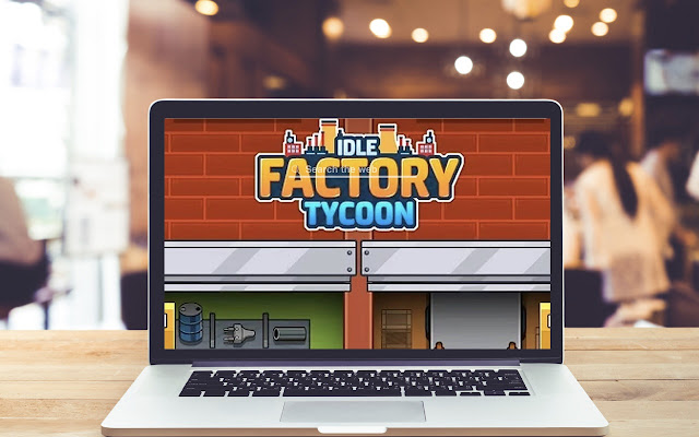 Idle Factory Tycoon HD Wallpapers Game Theme