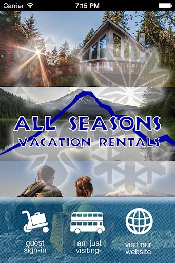 All Seasons Vacation Rental