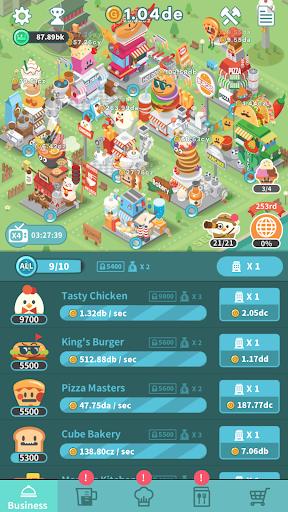 Foodpia Tycoon cheat screenshots 1