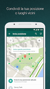 WhatsApp Messenger- miniatura screenshot