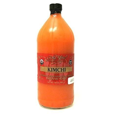 Kimchi Juice