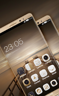Theme for Huawei Mate 9 HD - náhled