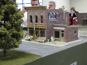 Photo: Greg's Grocery (by Grand River Models) on the Muskoka module.