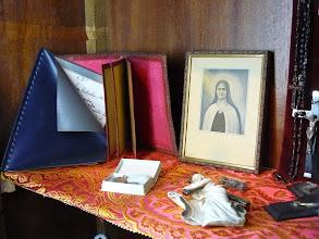 Photo: Objetos de su hermana, Mª Antonia