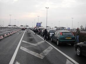 Photo: Eurotunnel, Calais ......
