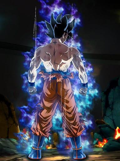 ... Ultra Instinct Wallpaper Goku screenshot 9 ...