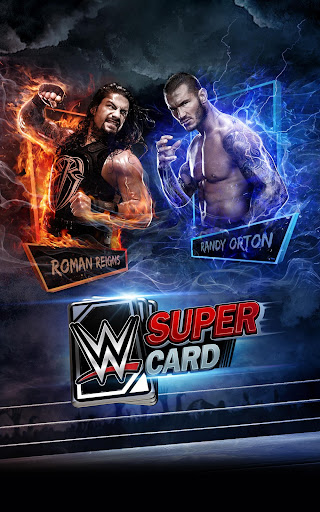 WWE SuperCard – Multiplayer Card Battle Game screenshot 5