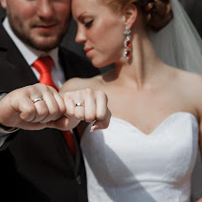 Wedding photographer Vadim Leontev (paintfort). Photo of 15.08.2015
