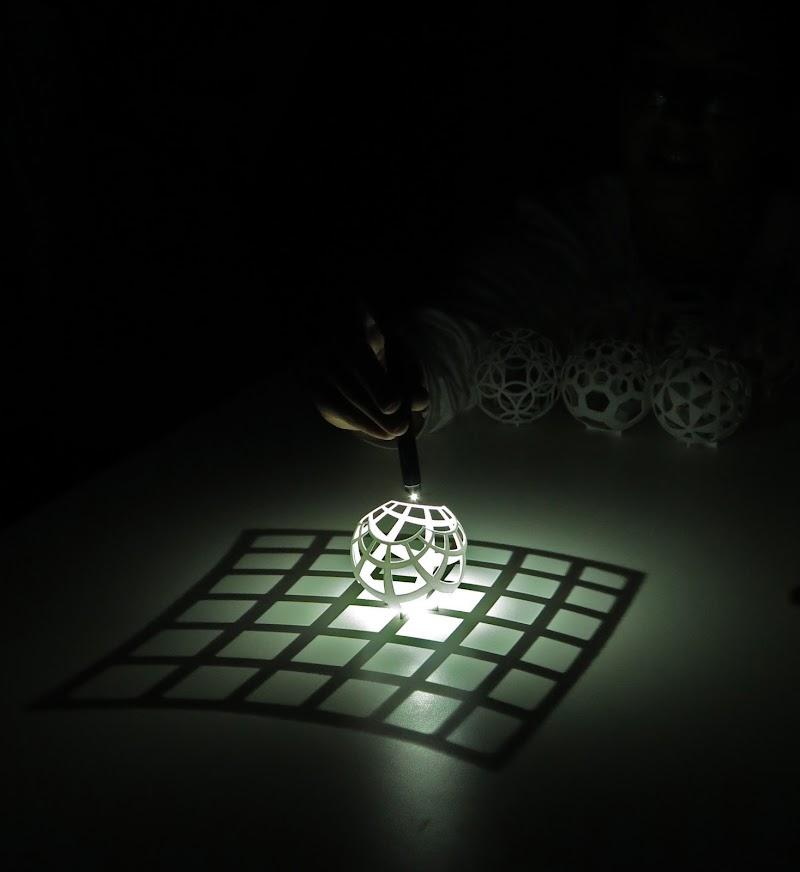 la magia delle ombre... di malte