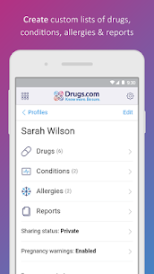 Drugs.com Medication Guide Latest Version Download For Android and iPhone 6