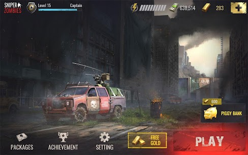 Sniper Zombies Offline Game Mod Apk 1.20.0 (Unlimited Gold) 7