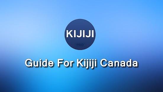 Guide for Kijiji Pro - náhled