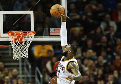 NBA: LeBron James porte Cleveland