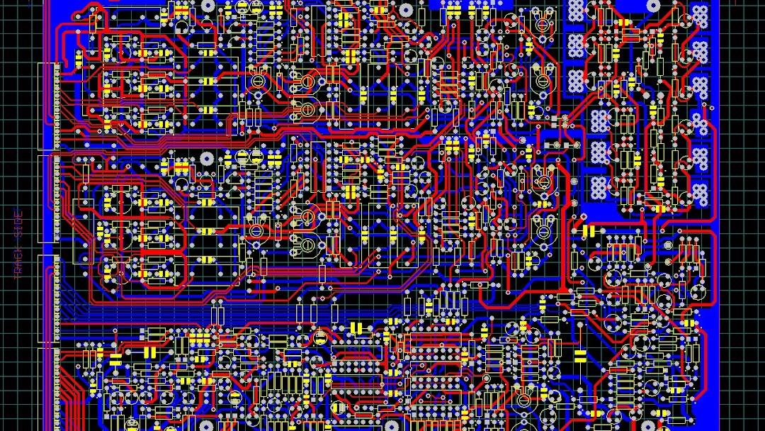 CIRCUIT TECH PCB DESIGNS and AUTOCAD DESIGNS - Industrial Design