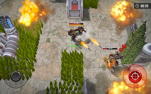 Robots Battle Arena screenshot 4