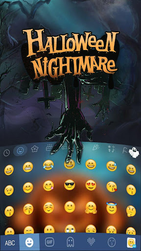 玩免費個人化APP|下載HalloweenNight Motion Kika app不用錢|硬是要APP