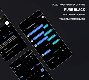Swift Black Substratum Theme 11.5 [PRO] Cracked Apk 1