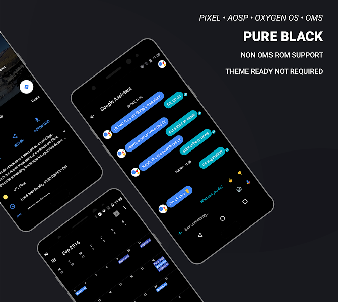 Swift Black Substratum Theme + OP5 & Samsung theme v10.8 [Patched]
