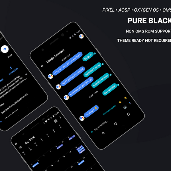 Swift Black Substratum Theme v7.9 [Patched]