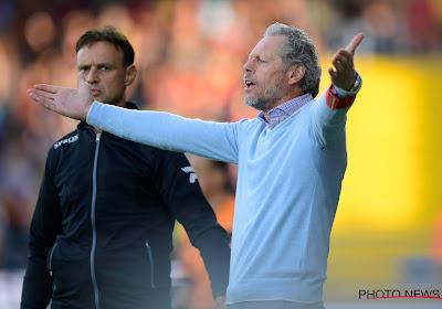 """Michel Preud'homme is een tevreden coach na 1-4 bij Oostende: """"Daarmee was ik enorm blij"""""""