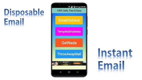 Temp Mailbox – Anonymous, Temporary & Disposable App Download For Android 2