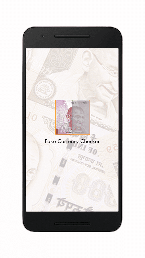 Fake Currency Checker