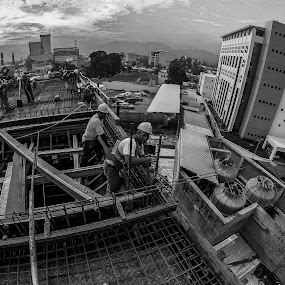 On top by Luis Albanes - People Professional People ( gopro, construction,  )