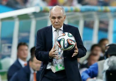 """Alejandro Sabella: """" On a tout donné pour l'Argentine """""""