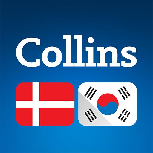 Collins Korean<>Danish Dictionary Icon