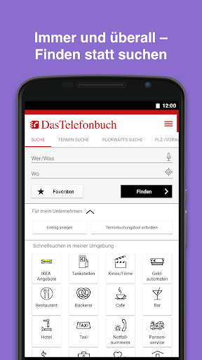 Das Telefonbuch with caller ID and spam protection 6.3.1 screenshots 3