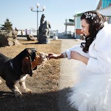 Wedding photographer Irina Lomukhina (ChelSi). Photo of 07.05.2014