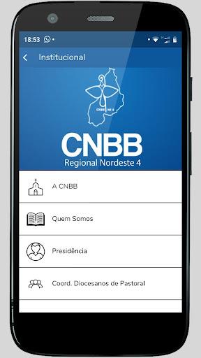 CNBB Regional Nordeste 4 screenshot 2