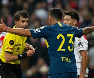 Tevez n'en a pas encore fini avec Boca