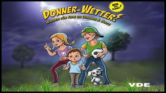 Donner-Wetter! Comic screenshot 0