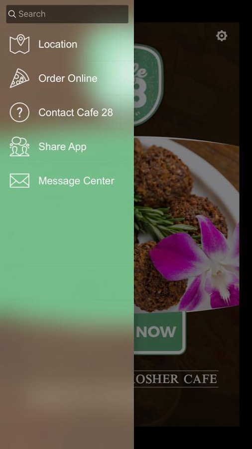 Cafe 28- screenshot