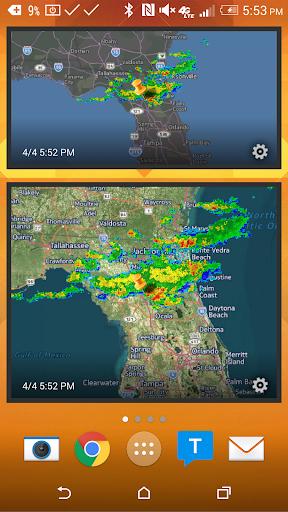 Weather Radar Widget screenshot 6