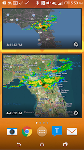 Download Weather Radar Widget For PC Windows and Mac apk screenshot 6