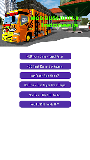 MOD Bussid Simulator Indonesia 2019 2 screenshots 1