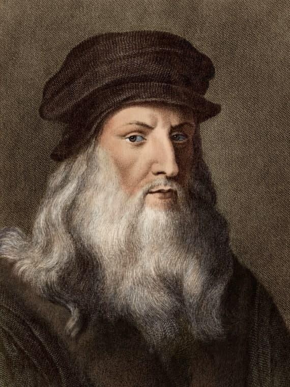 Леонардо да Винчи. Создаёт будущее прямо сейчас, каждый день двигает прогресс и всё человечество. Это масштабный человек, который мыслит за горизонтами привычного. Не отступает от своей идеи. Оптимист с легким отношением к жизни.