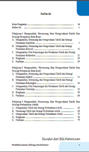 Buku Penjas Kelas 12 Kurikulum 2013 - náhled