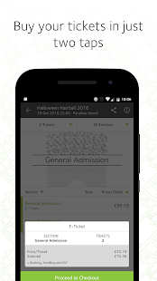 viagogo Tickets- screenshot thumbnail