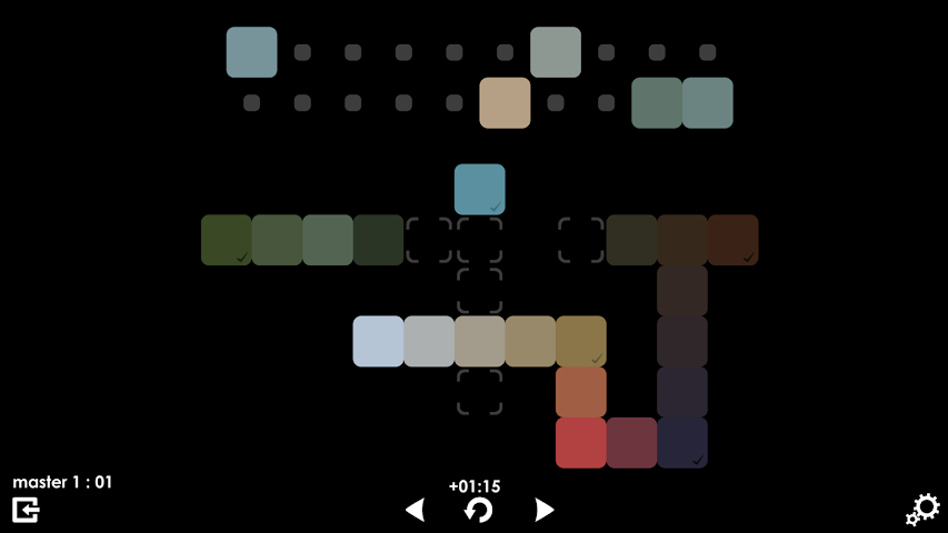 android Blendoku 2 Screenshot 0