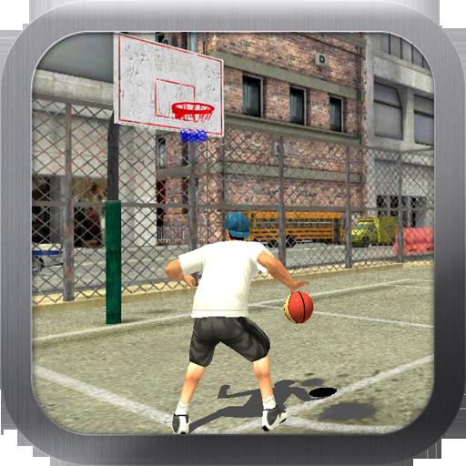 体育竞技のバスケットボール - バトルショット LOGO-記事Game