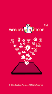 Weblist Store - Classifieds & Online Shopping App- screenshot thumbnail