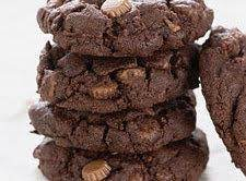 Chocolate Peanut Butter Cookies Recipe